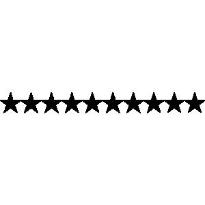 300x300 Of Stars Clipart