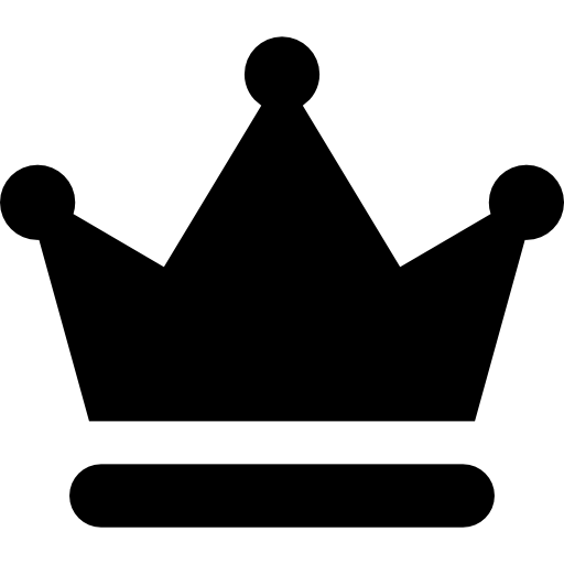 512x512 Crowns, Royalty, Royal Crown, Crown, Crown Variant Icon