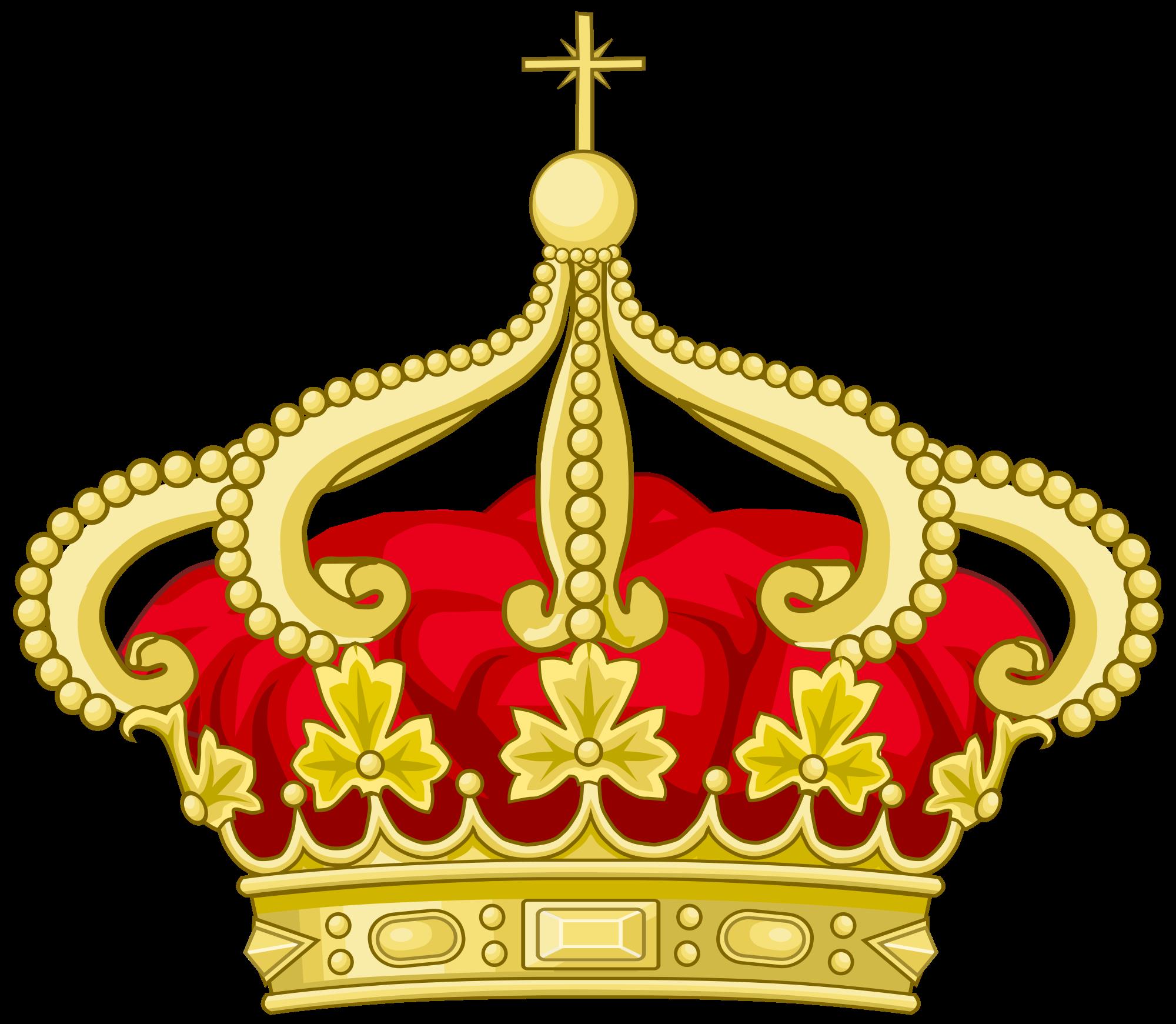 2000x1741 Fileroyal Crown Of Portugal.svg