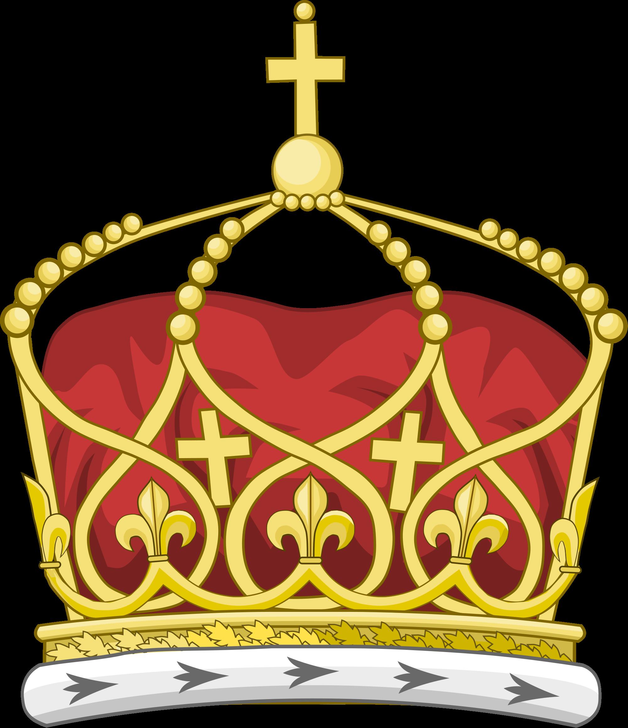 2000x2320 Fileroyal Crown Of Tonga.svg