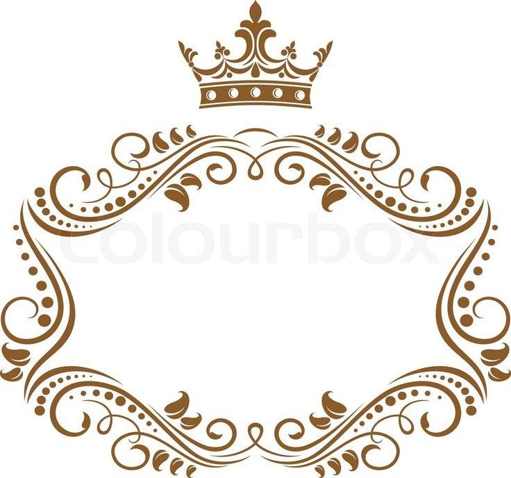 736x688 Graphics For Royal Crown Borders Graphics