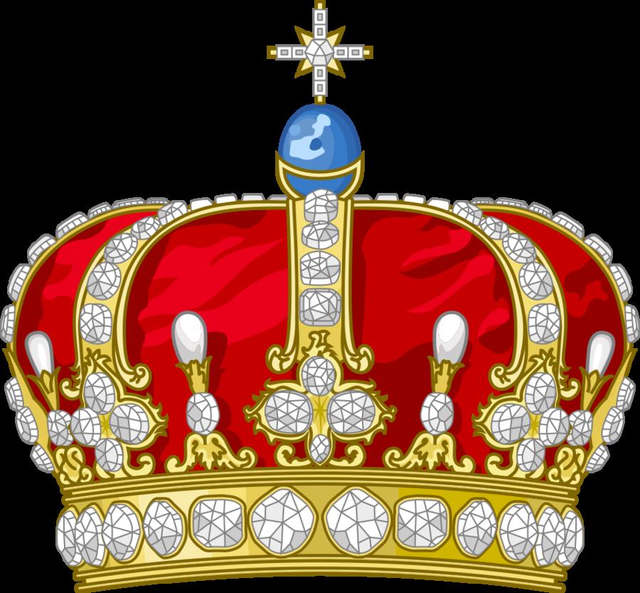 900x833 Prussian Royal Crown By Regicollis