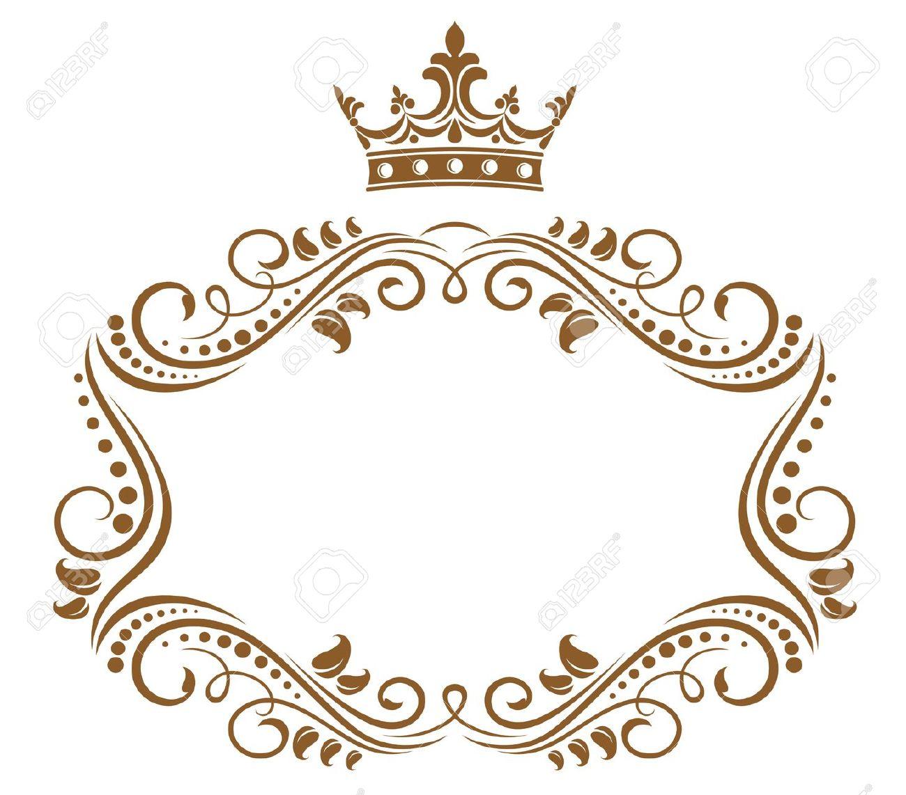 1300x1142 Royal Crest Clipart