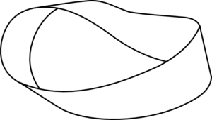 300x171 Elastic Band Clipart