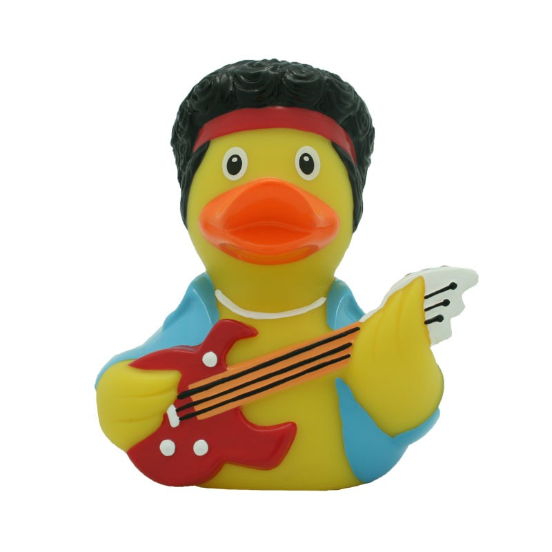 800x800 Guitar Player Rubber Duck Buy Premium Rubber Ducks Online