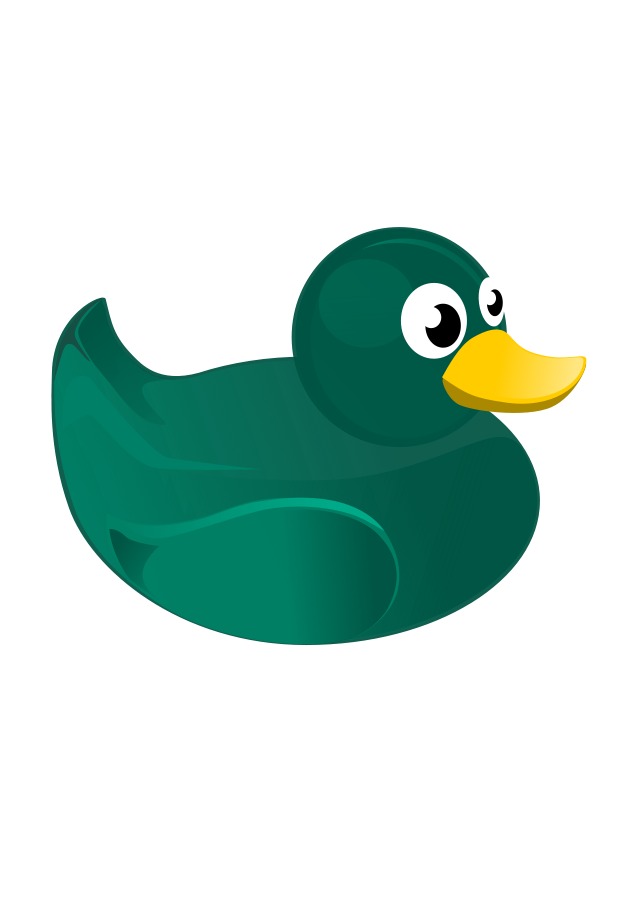637x900 Rubber Duck Png 900px Large Size