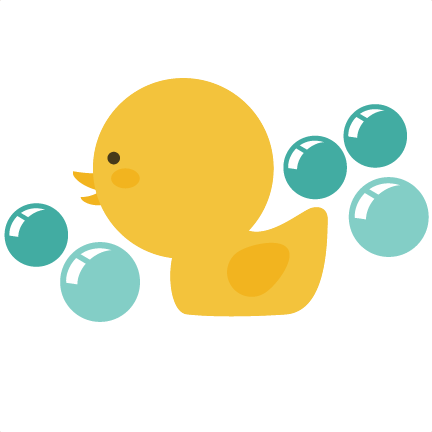 432x432 Rubber Duck Svg File Bathtub Svgs Bathtime Svgs Rubber Ducky Svg