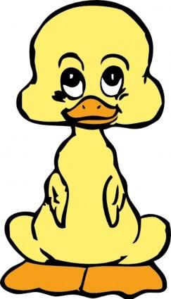 243x425 Baby Duck Clipart