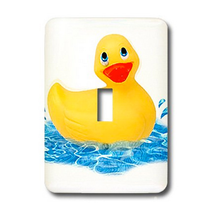 429x429 Rubber Ducky Light Switch