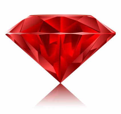 425x400 Diamond Clipart Ruby