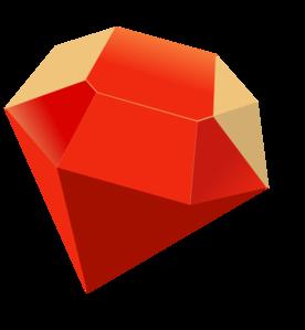276x299 Ruby Clip Art