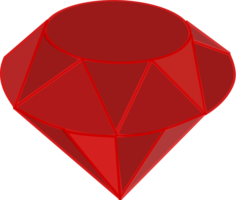 800x679 Ruby Cliparts