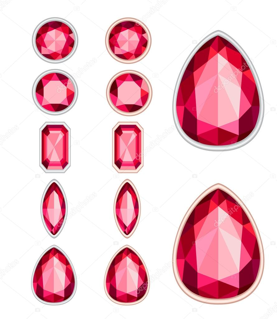 890x1024 Ruby Clipart Cut