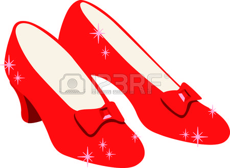 450x329 Shoe Clipart Wizard Oz