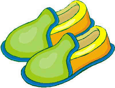 401x308 Bed Clipart Slipper
