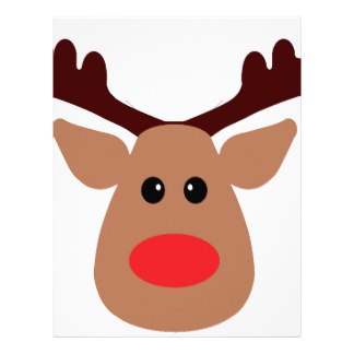 picture about Pin the Nose on Rudolph Printable named Rudolph Define Cliparts Cost-free down load suitable Rudolph