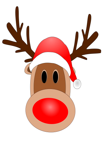 333x471 Rudolph Outline Cliparts Free Download Free Rudolph Clipart