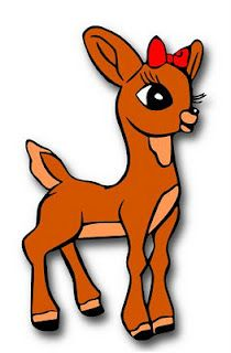 210x320 Rudolph And Clarice Coloring Pages