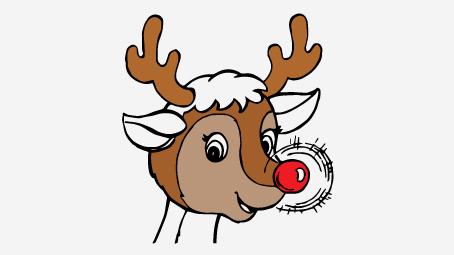 Rudolph Reindeer Pictures