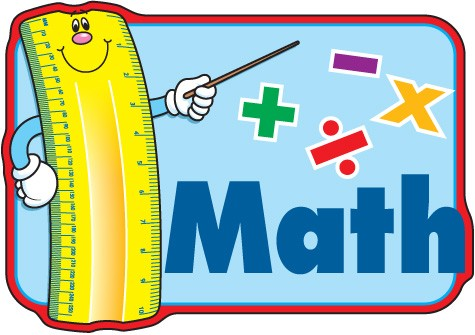 475x335 Math Clip Art