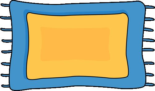 500x294 Blue Rug Clip Art