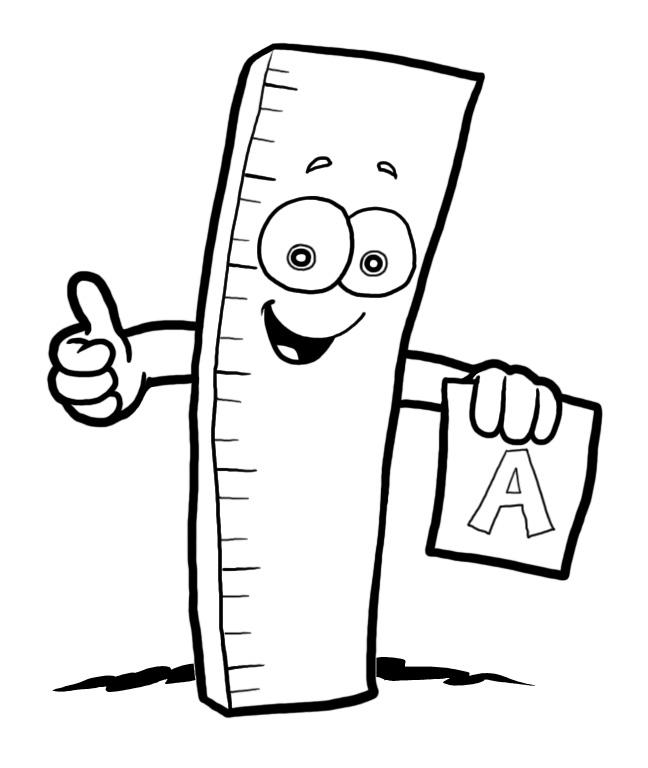 648x768 Grade A Ruler