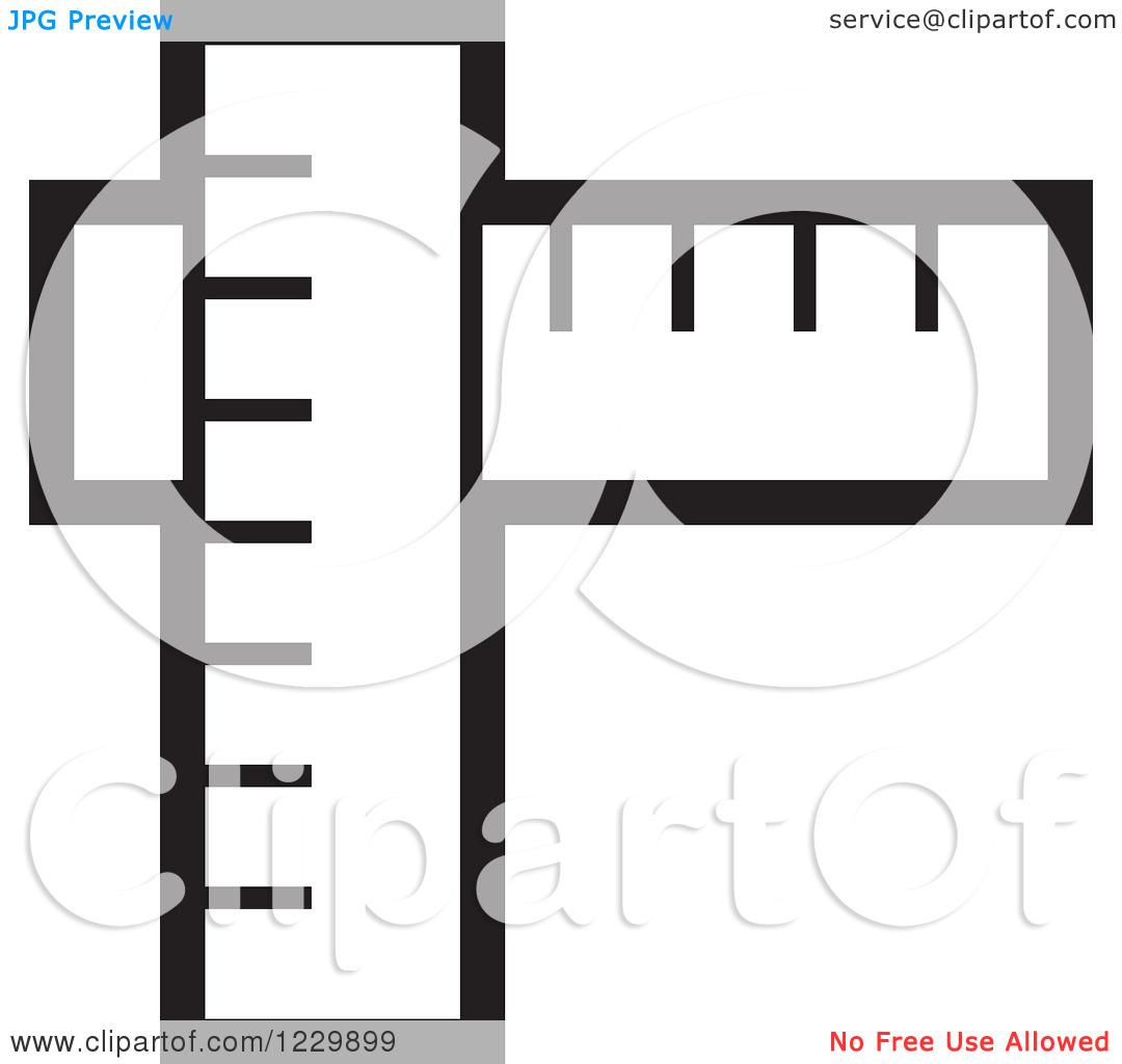 1080x1024 Tape Measure Clipart Black And White Clipart Panda