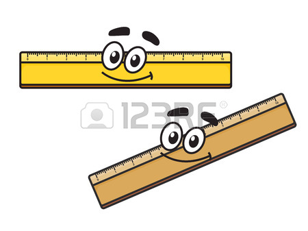 450x337 7,855 Ruler Cartoon Stock Vector Illustration And Royalty Free