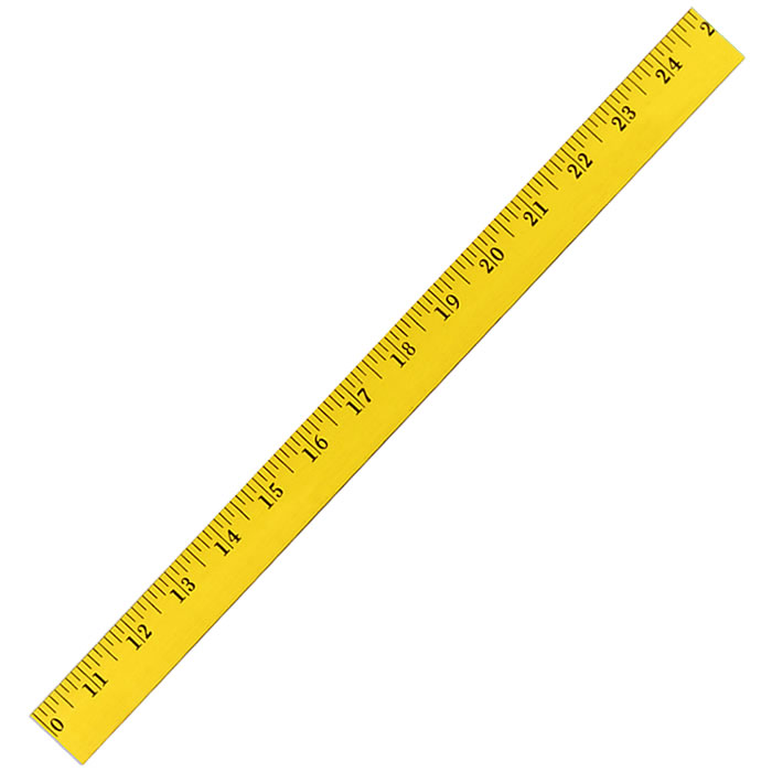 700x700 Long Clipart Ruler