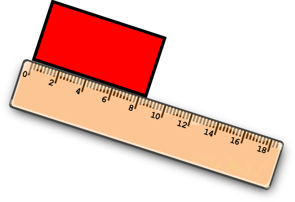600x412 Ruler Test 2 Clip Art