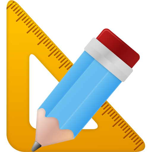 512x512 Pen, Pencil, Ruler Icon Icon Search Engine