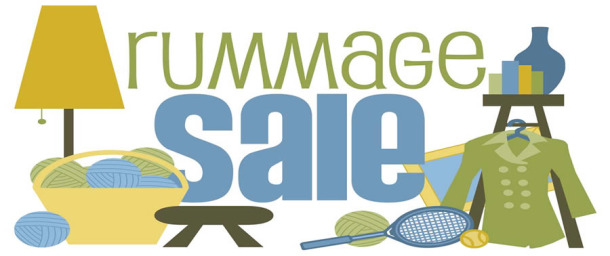610x256 Graphics For Church Rummage Sale Graphics