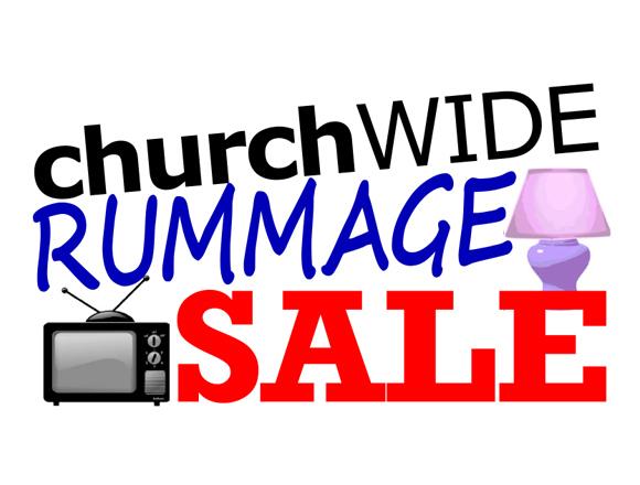580x440 Rummage Sale Clipart