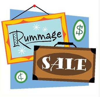 343x333 Rummage Sale Clipart