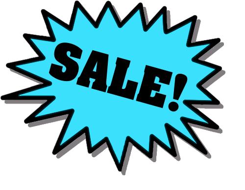 500x389 Sale Clipart