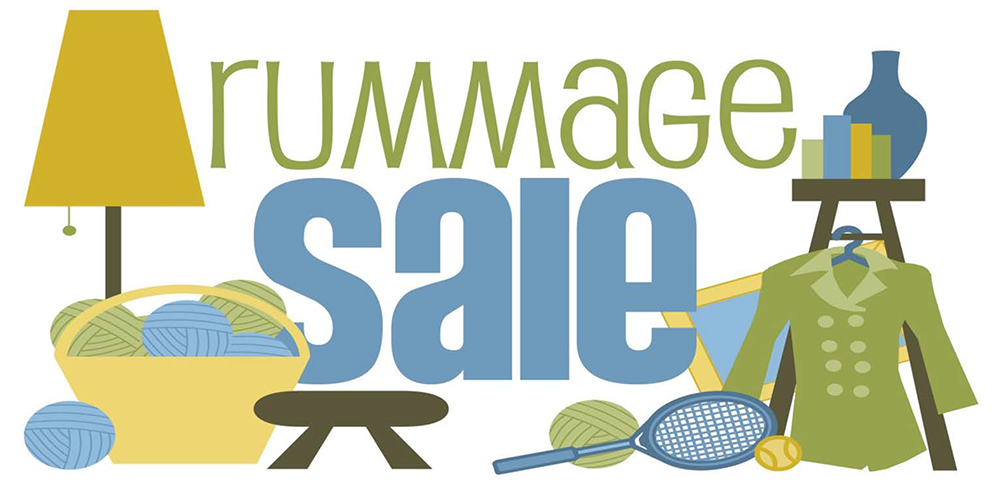 1000x485 Graphics For Church Rummage Sale Graphics