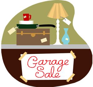 300x279 91 Best Garage Sale Displays Amp Tips Images Banners