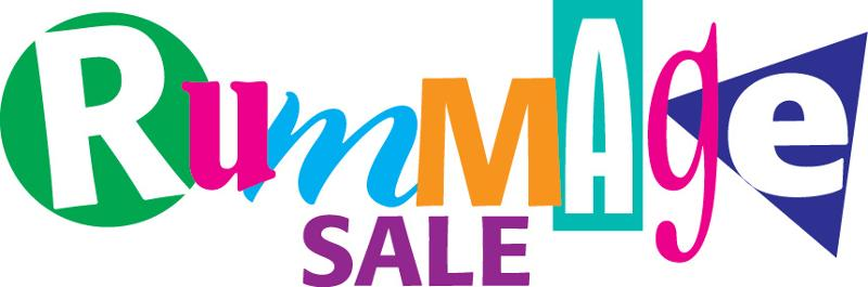800x265 Our 3rd Annual Charity Rummage Sale Will Be On Saturday, August 1st