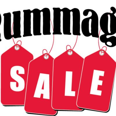 400x400 Rummage Sale April 22 Postponed United Riverside