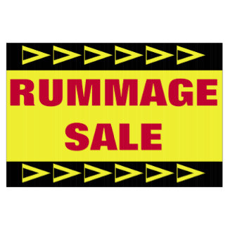 324x324 Rummage Sale Gifts On Zazzle