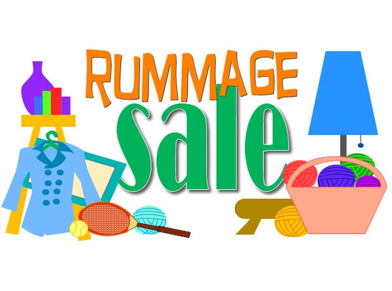 Rummage Sale Pictures