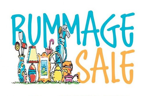 500x332 Annual Rummage Sale