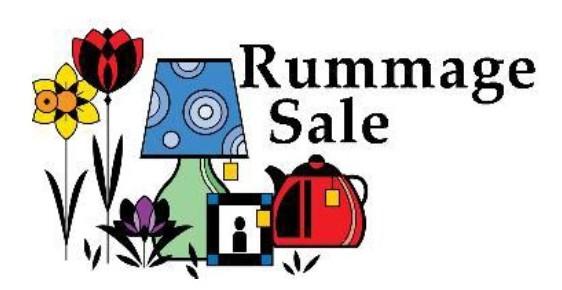 562x290 Church Rummage Sale Discover North Iowa