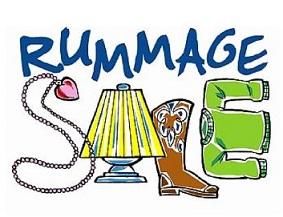 283x217 Rummage Sale Clipart