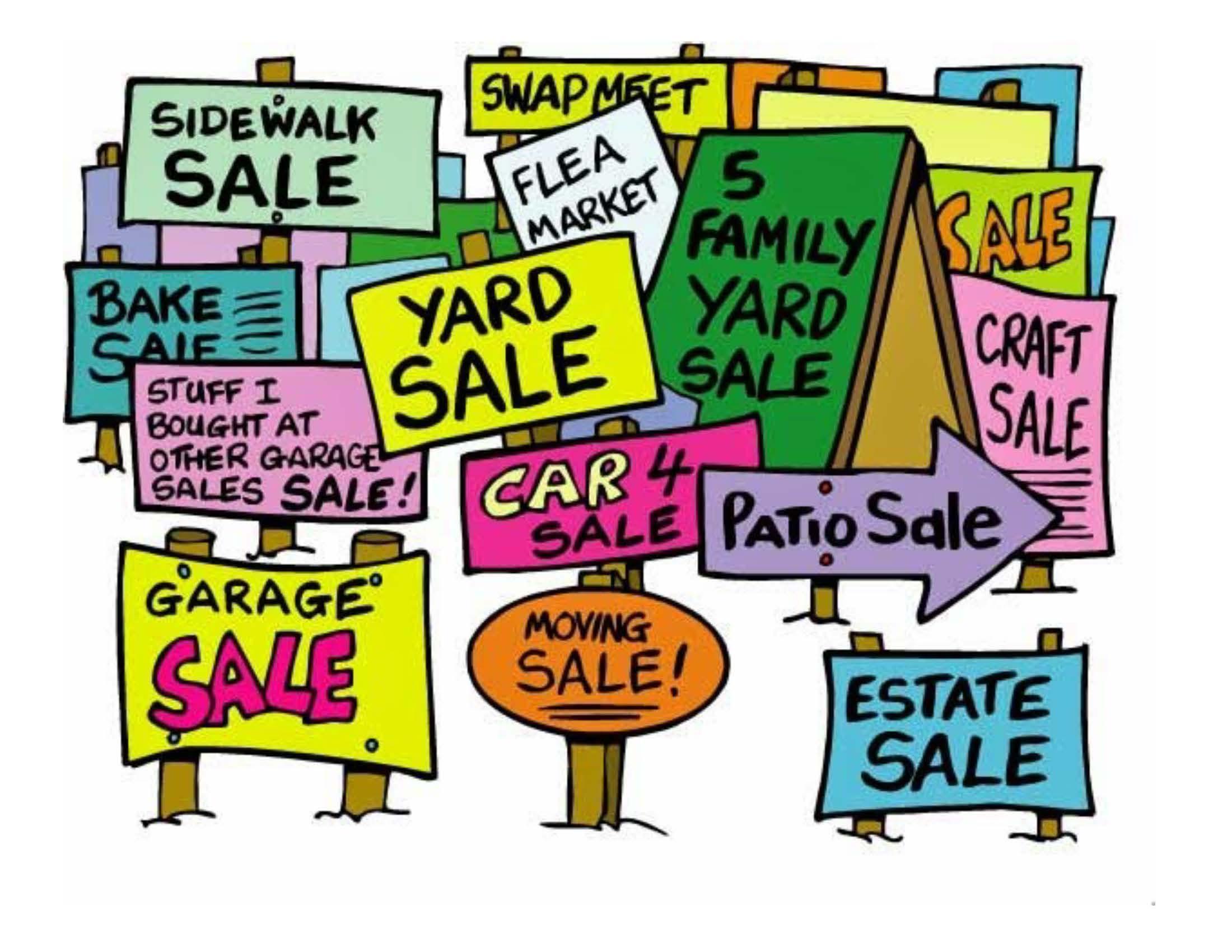 2200x1700 Citywide Rummage Sales