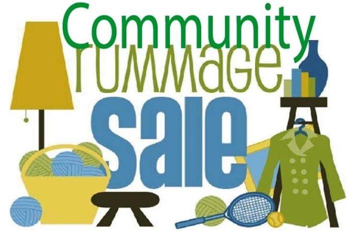 720x461 Community Rummage Sale