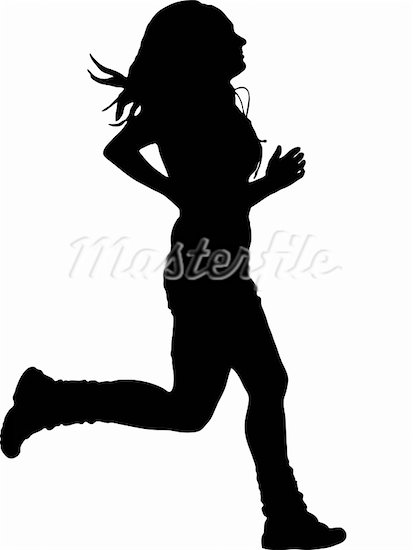 413x550 Woman Running Clipart, Explore Pictures