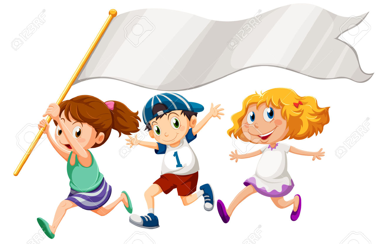 1300x831 Racing Clipart Kids Run