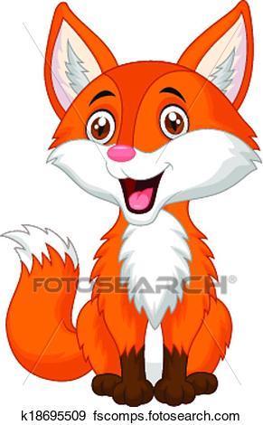 291x470 Fox Clipart Vector Graphics. 10,747 Fox Eps Clip Art Vector