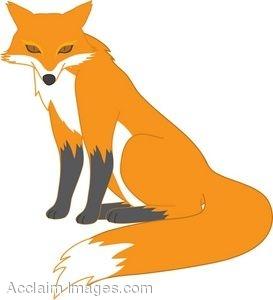 273x300 Top 69 Fox Clip Art